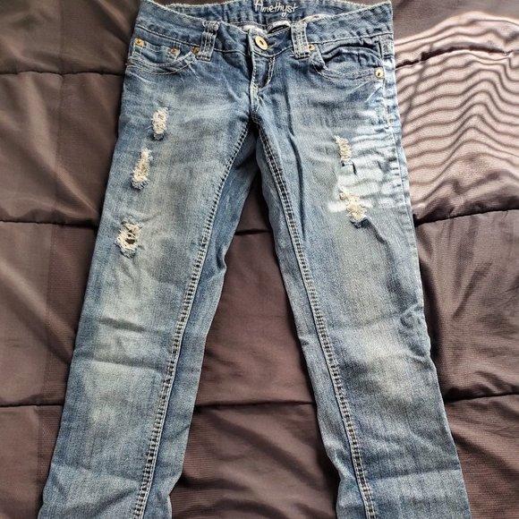Amethyst size 1 skinny jeans